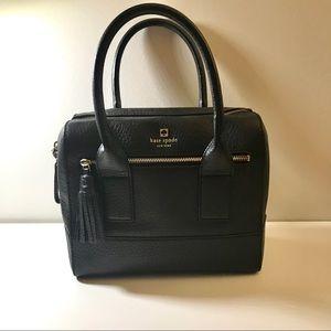 Kate Spade Black Crossbody / Office Bag